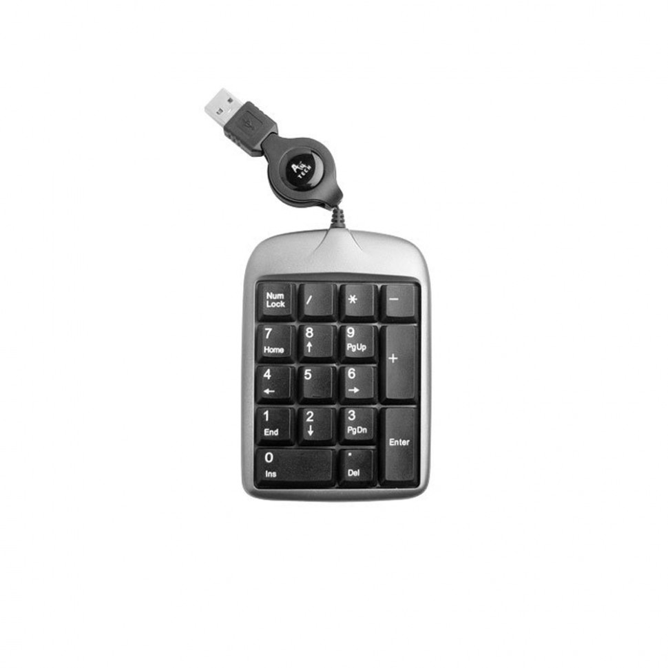Клавіатура A4Tech TK-5 Keypad USB